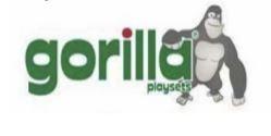 gorilla playsets logo